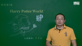人物篇-Harry Potter World